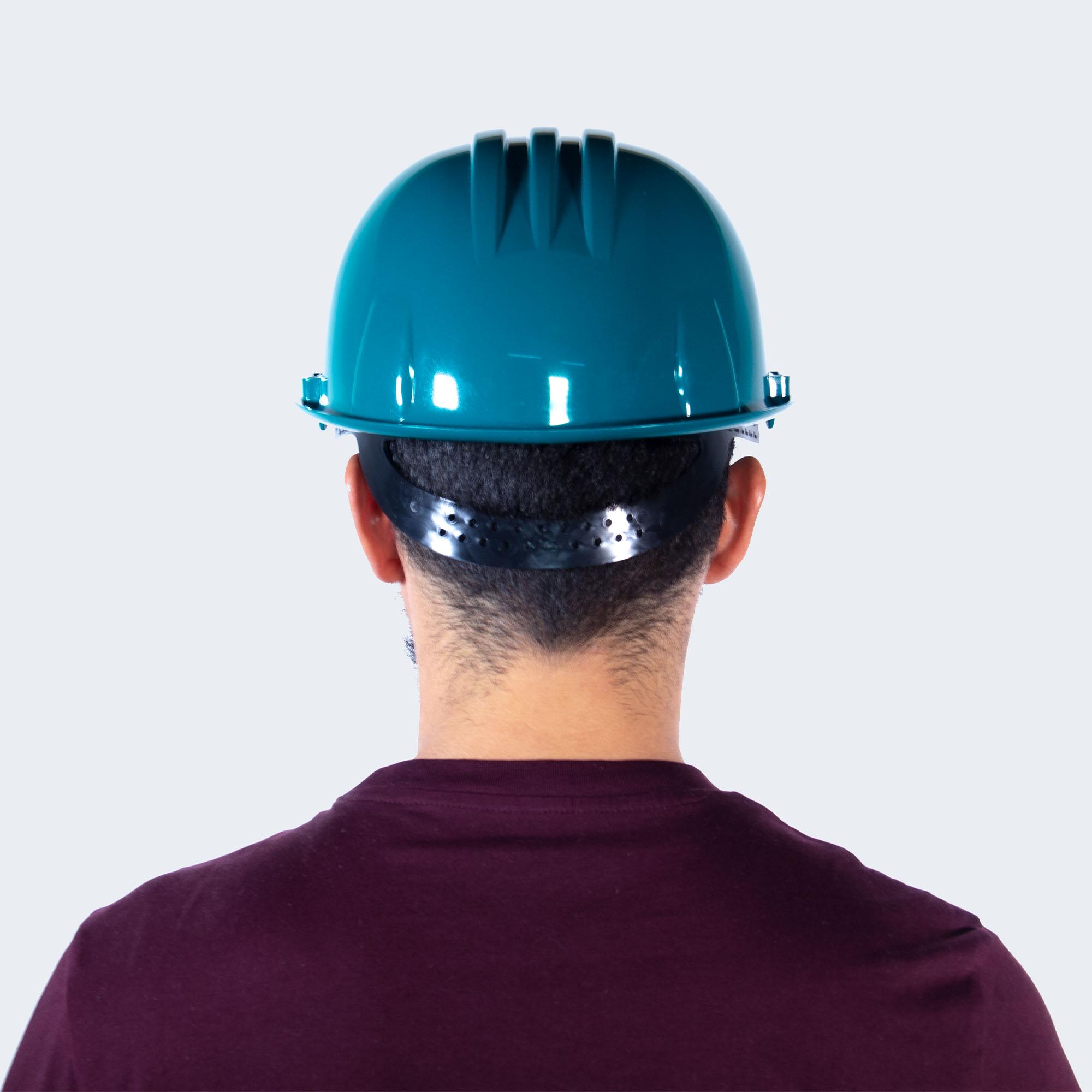 casco mundial verde