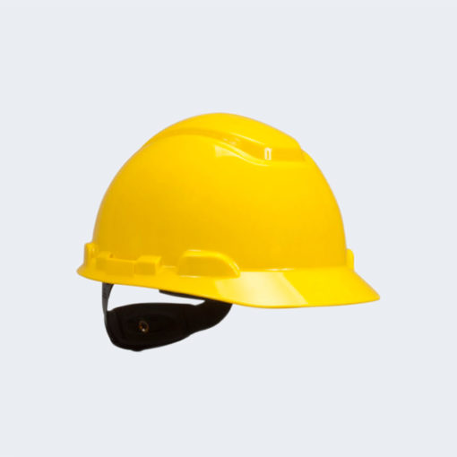 Casco 3M amarillo priosa